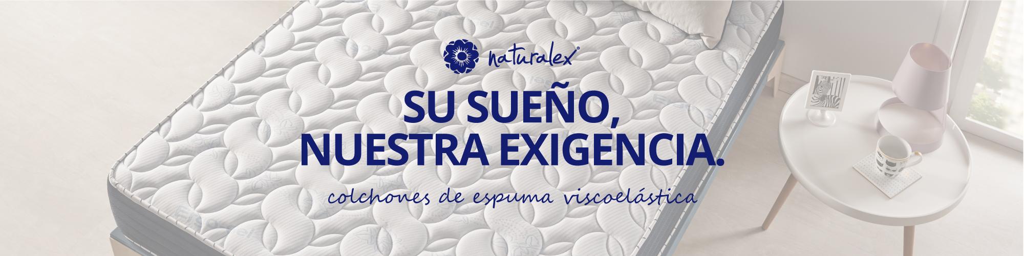 Colchón Naturalex