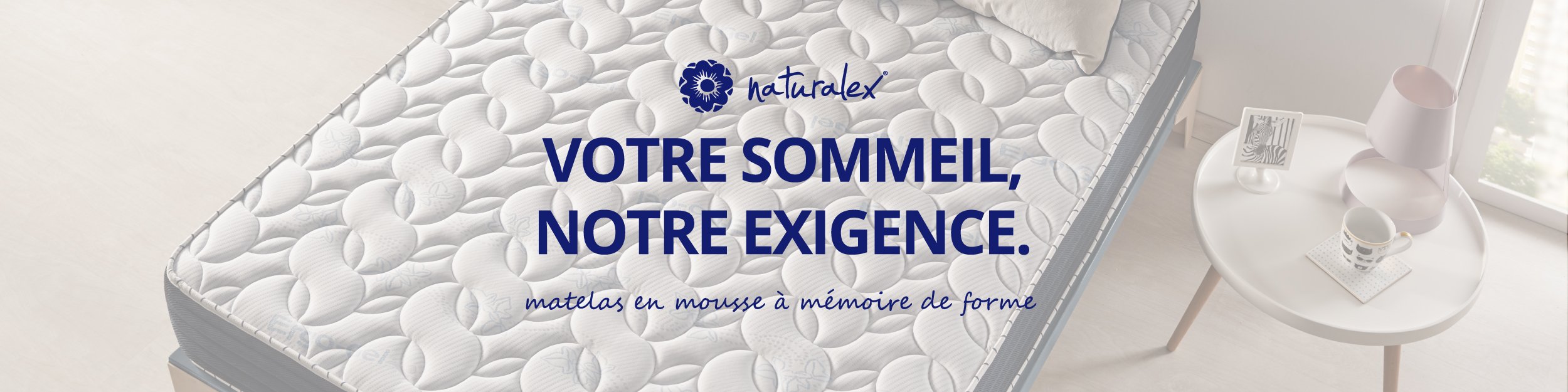 Matelas Naturalex