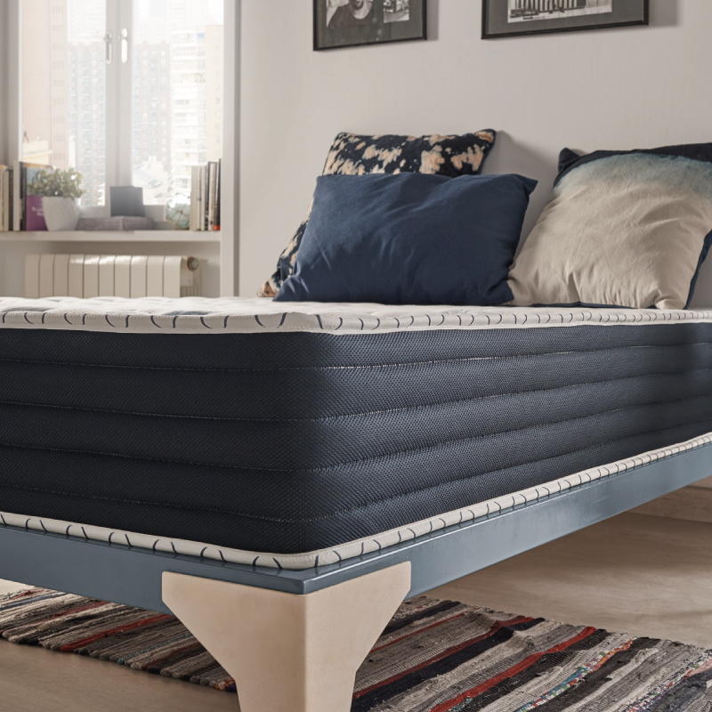 naturalex matelas blue memory. Black Bedroom Furniture Sets. Home Design Ideas