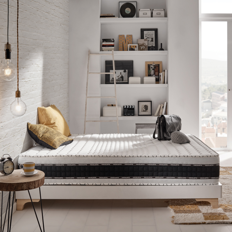 matelas de luxe affordable matelas ressorts laine et mousse confort luxe fer reverie with. Black Bedroom Furniture Sets. Home Design Ideas